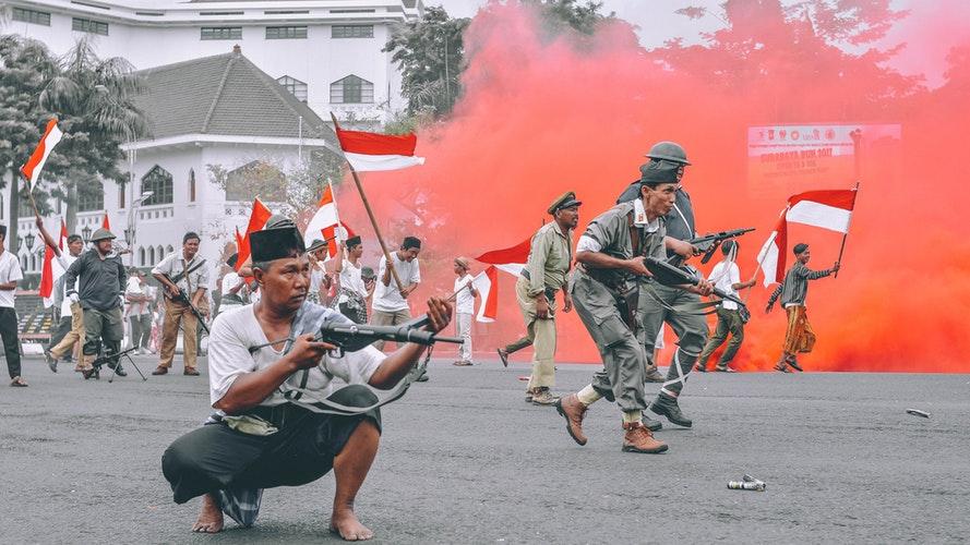 Überraschende Umwälzungen des Kolonialismus: